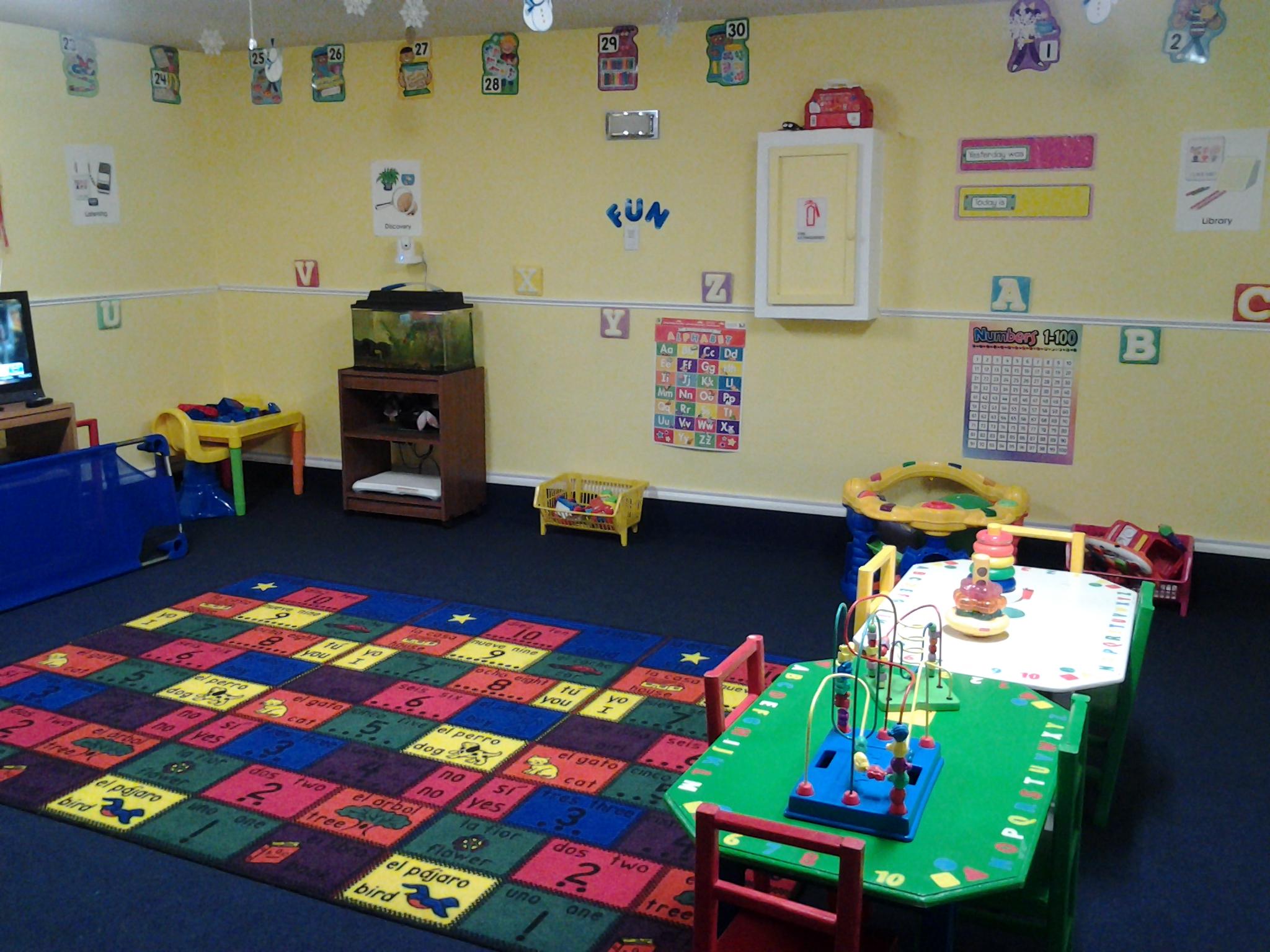 100 Infant Toddler Daycare Room Design Little